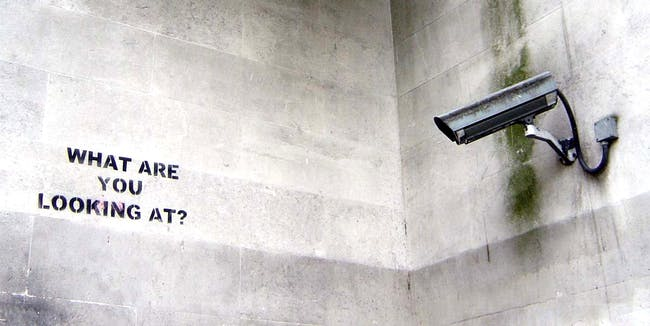surveillance, spying