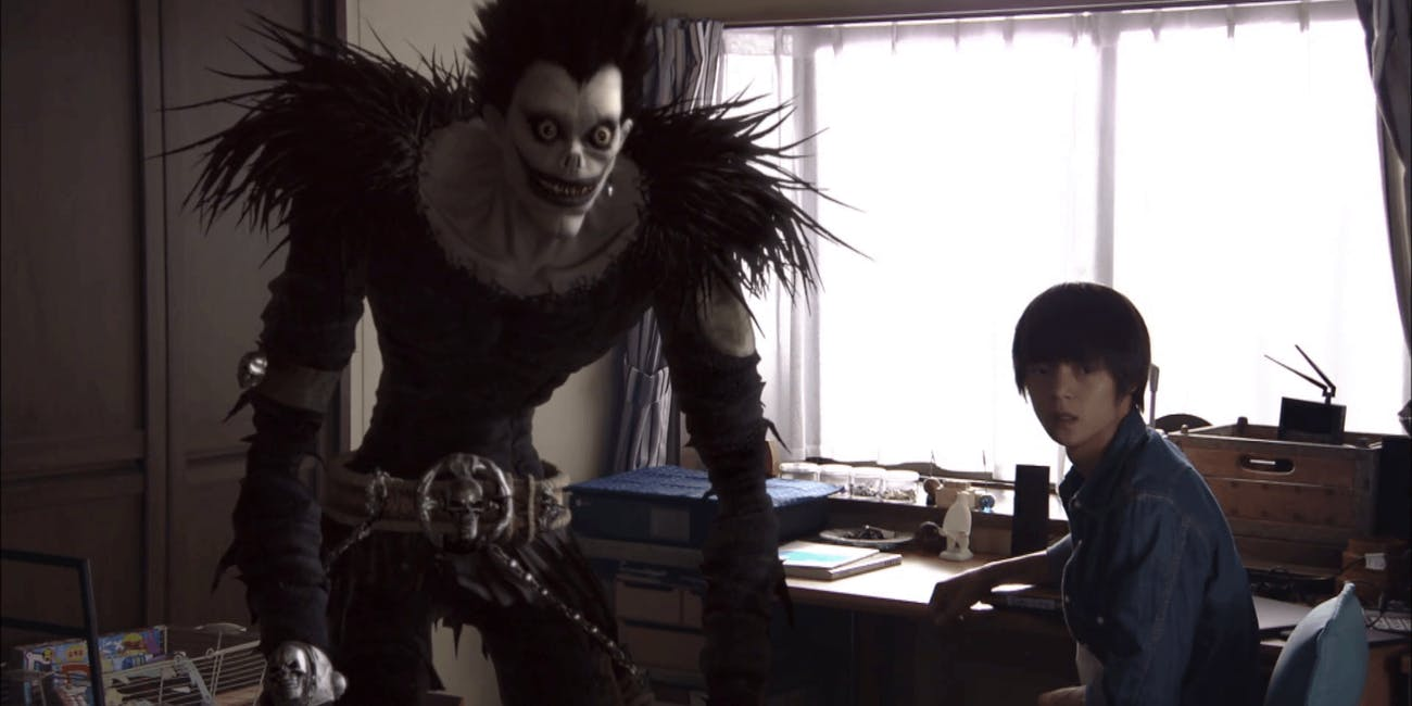 Death Note' Director Tweets Update on Netflix Trailer