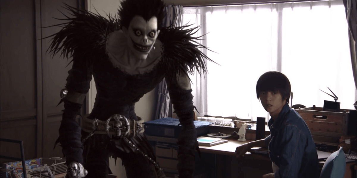 Death Note Netflix Stream