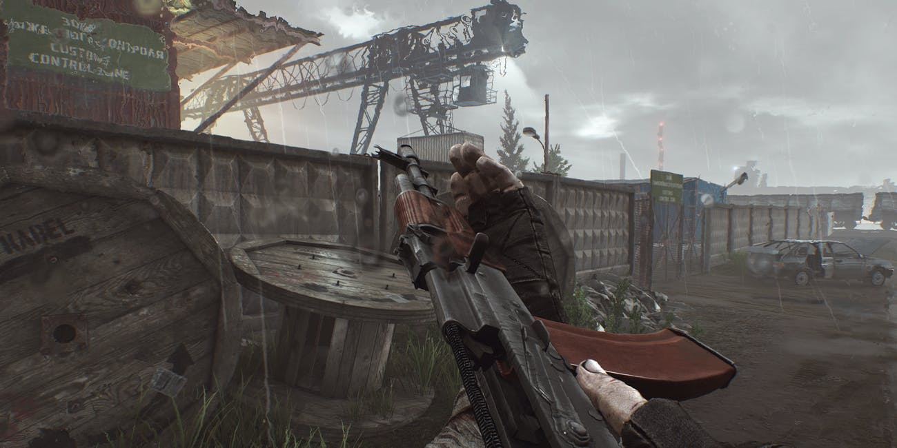 Escape from Tarkov' Might Be the Next 'DayZ' | Inverse