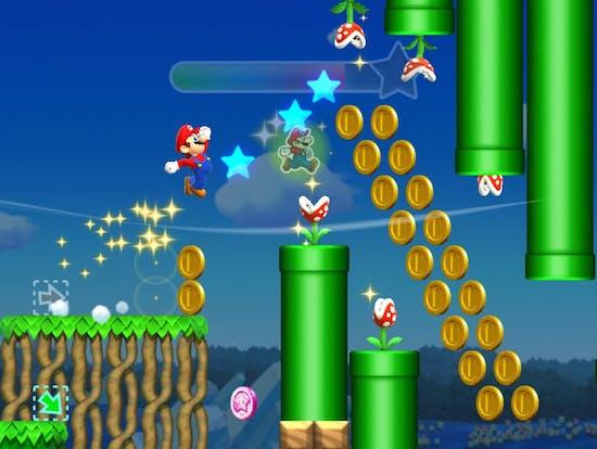 'Super Mario Run' Is Distilled Mario