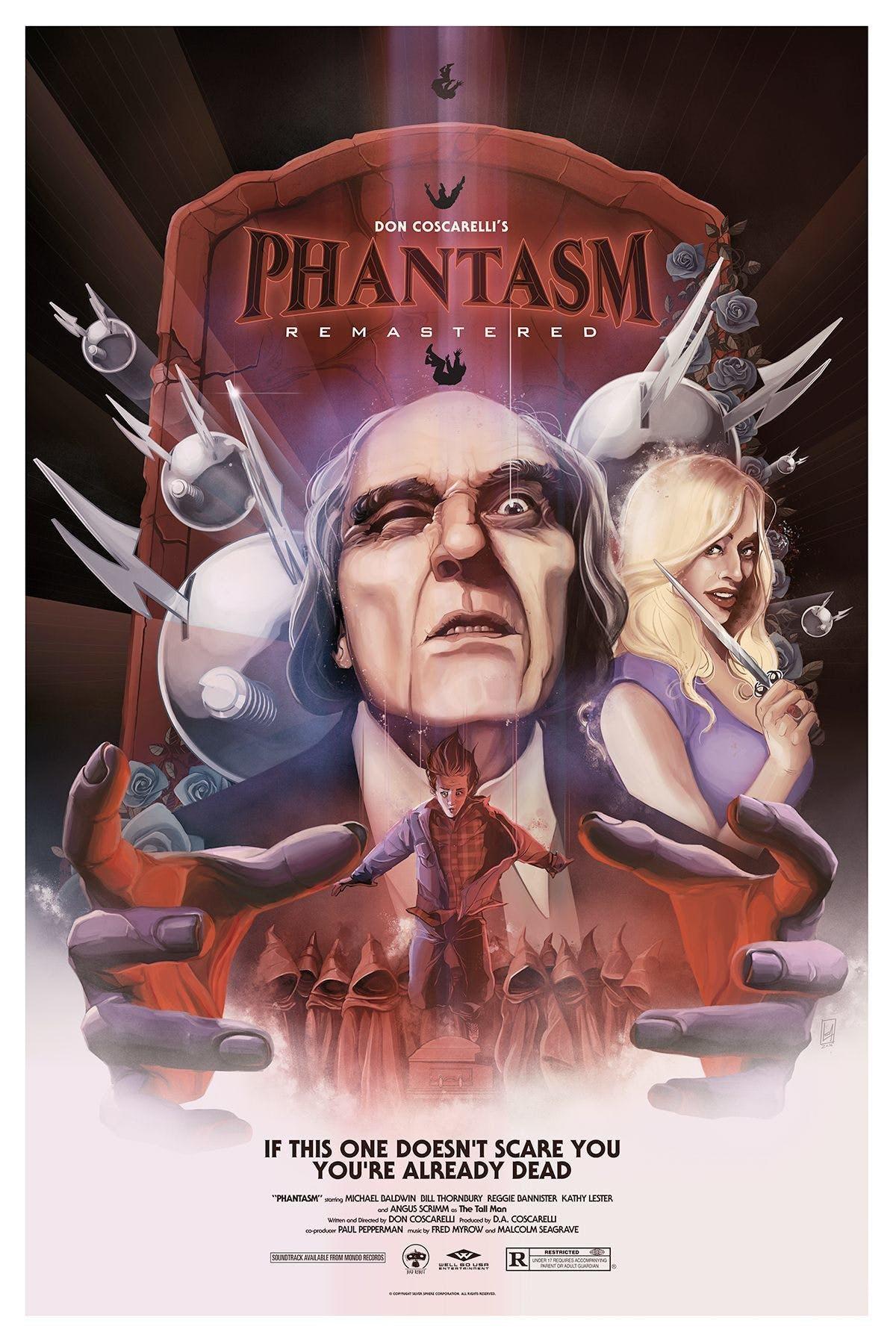 Phantasm Restoration