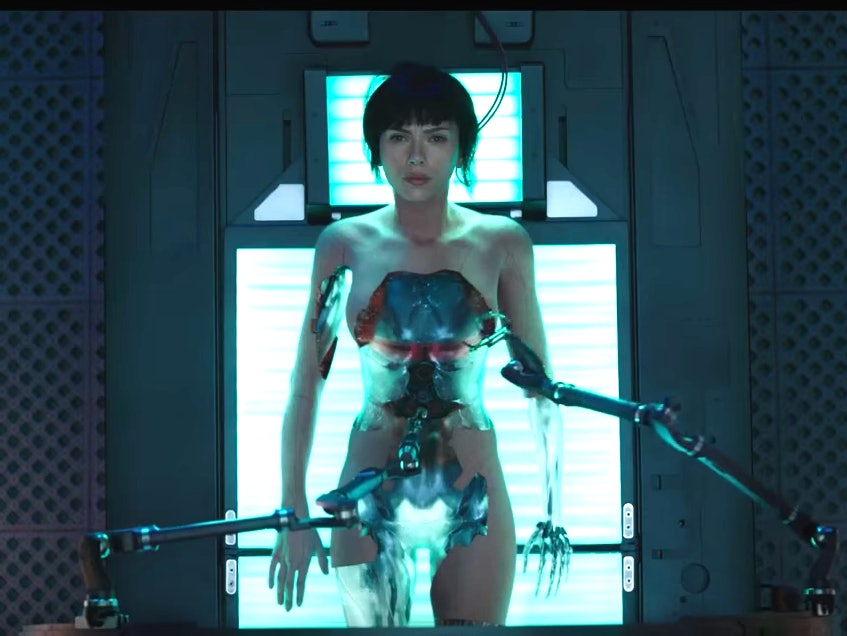 Here's Where to Start 'Ghost in the Shell'