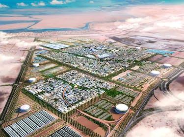 FUTURE CITIES | Masdar