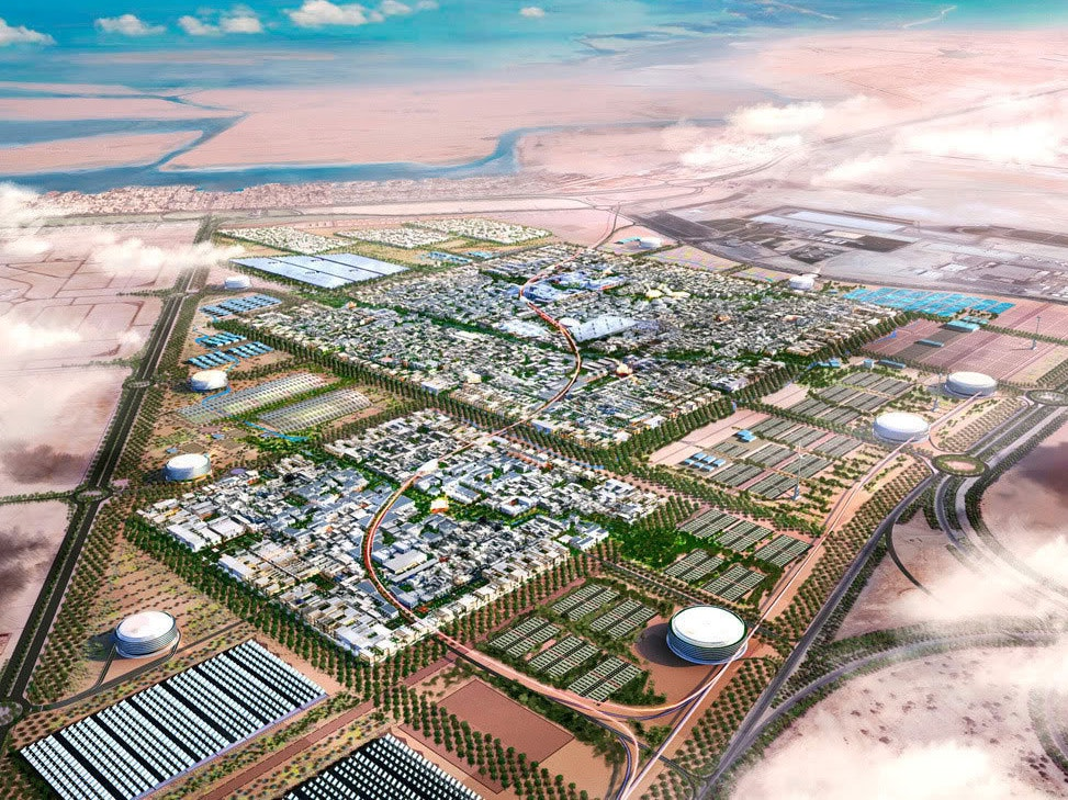 FUTURE CITIES   Masdar