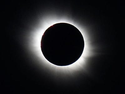 Why the Total Solar Eclipse Is Such a Rare Event
