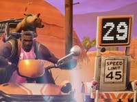 'Fortnite' Radar Signs