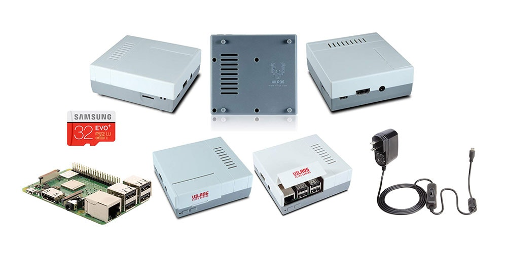 Build the Ultimate Classic Video Game Console With Ease