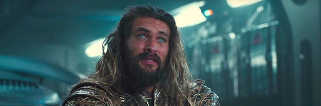 Jason Momoa as Aquaman -- 'Justice League'