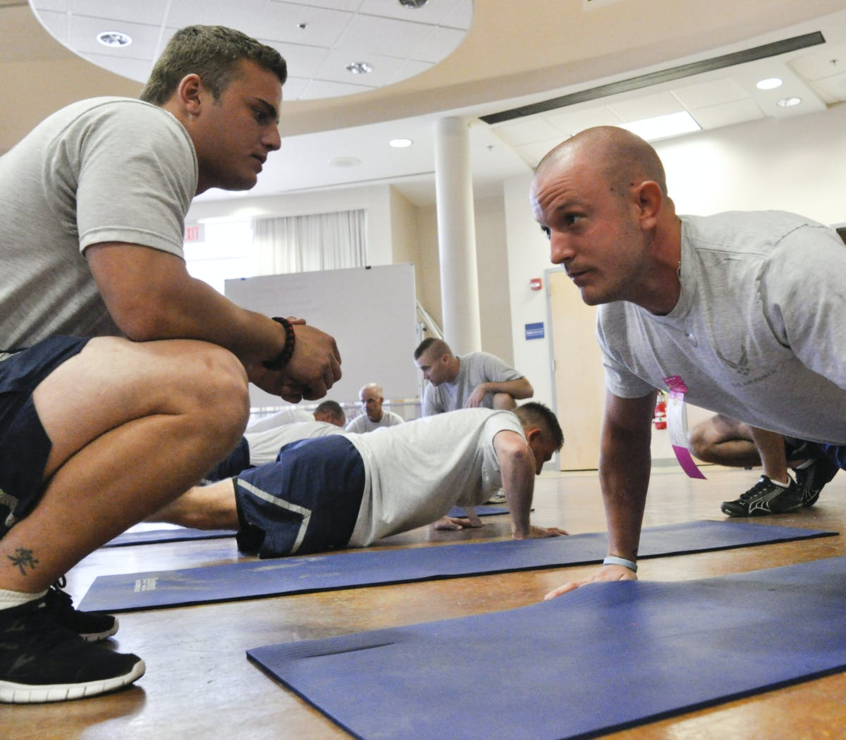 A Simple Firefighter Exercise Test Also Reveals Risk of Heart Problems