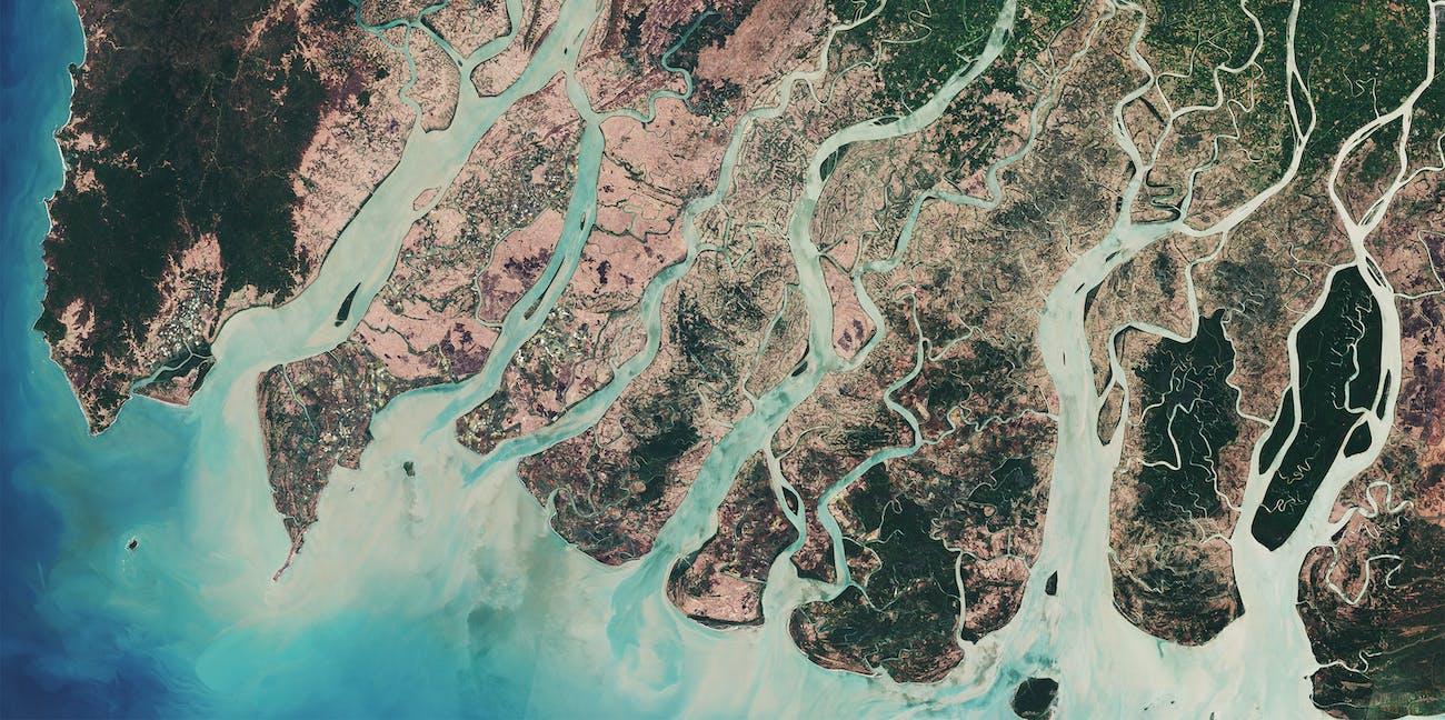 Irrawaddy Delta, Myanmar