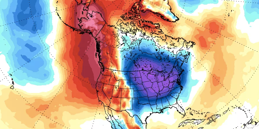 Why Is It So Cold Right Now? Blame the Winter Dipole