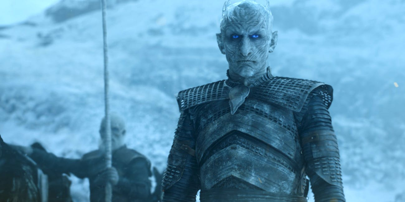 Game of Thrones Night King Season 7