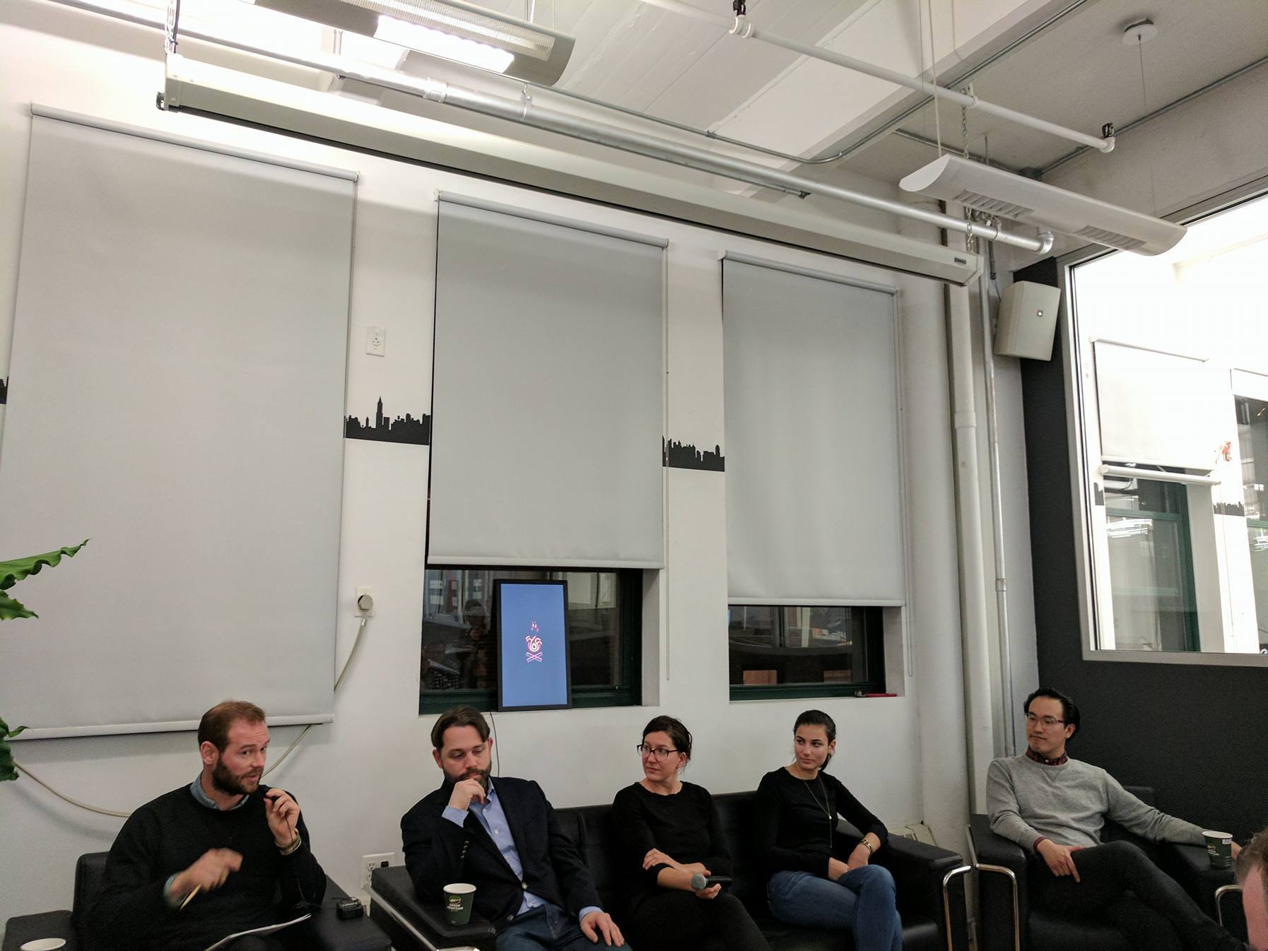 On Tuesday night at the Digital Future Lab in Brooklyn, AR/VR industry experts spoke about their predictions for AR/VR this year.