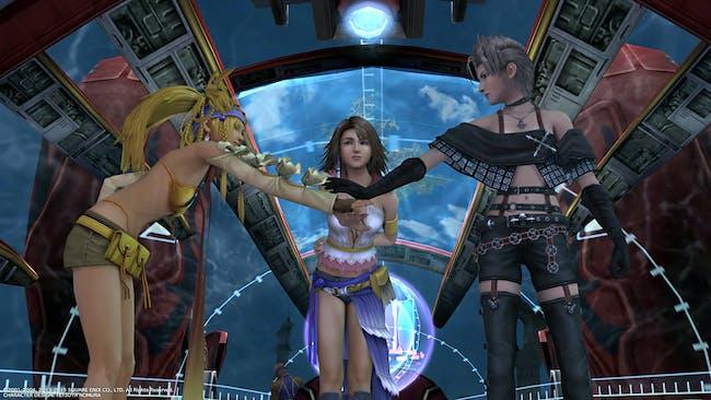 How did 'Final Fantasy X-2' even happen?