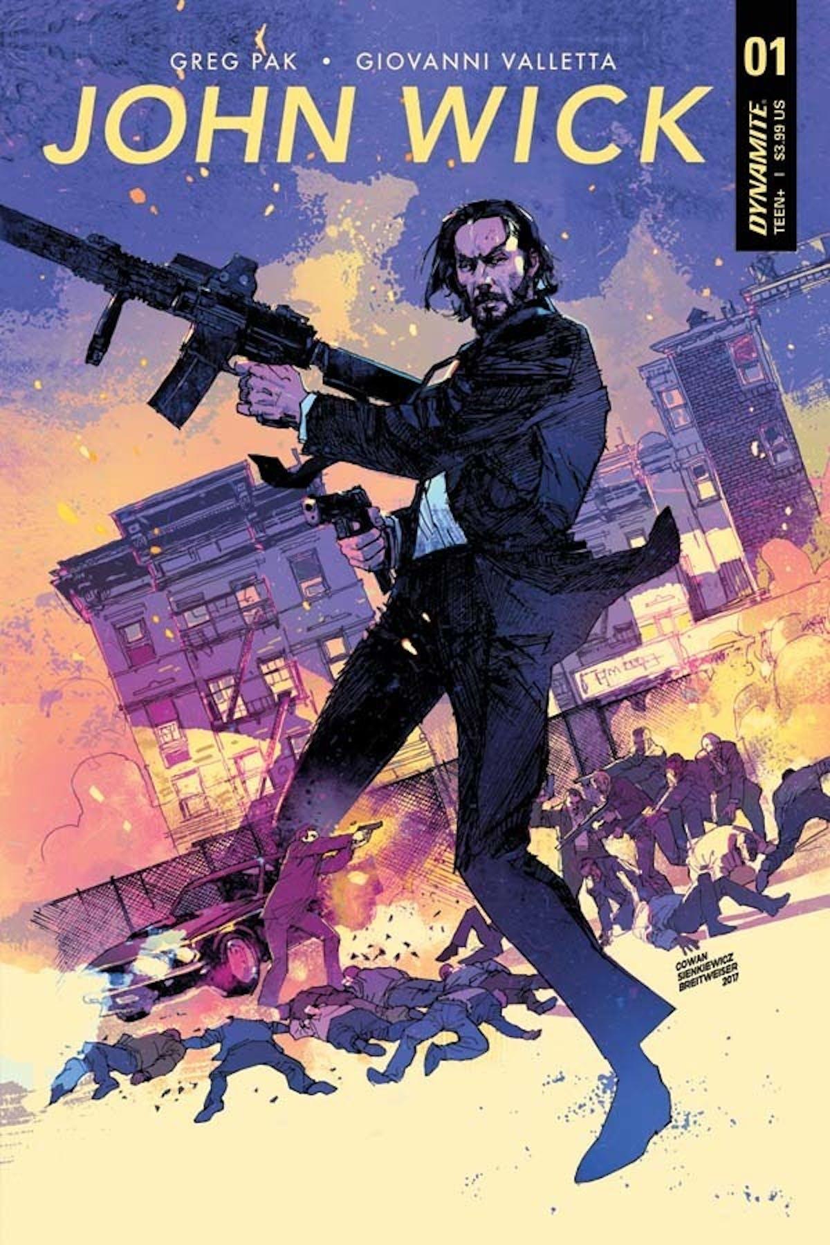 John Wick Comic