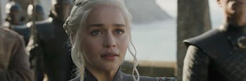 Dany reaches Westeros, and the first place she goes is the right one.