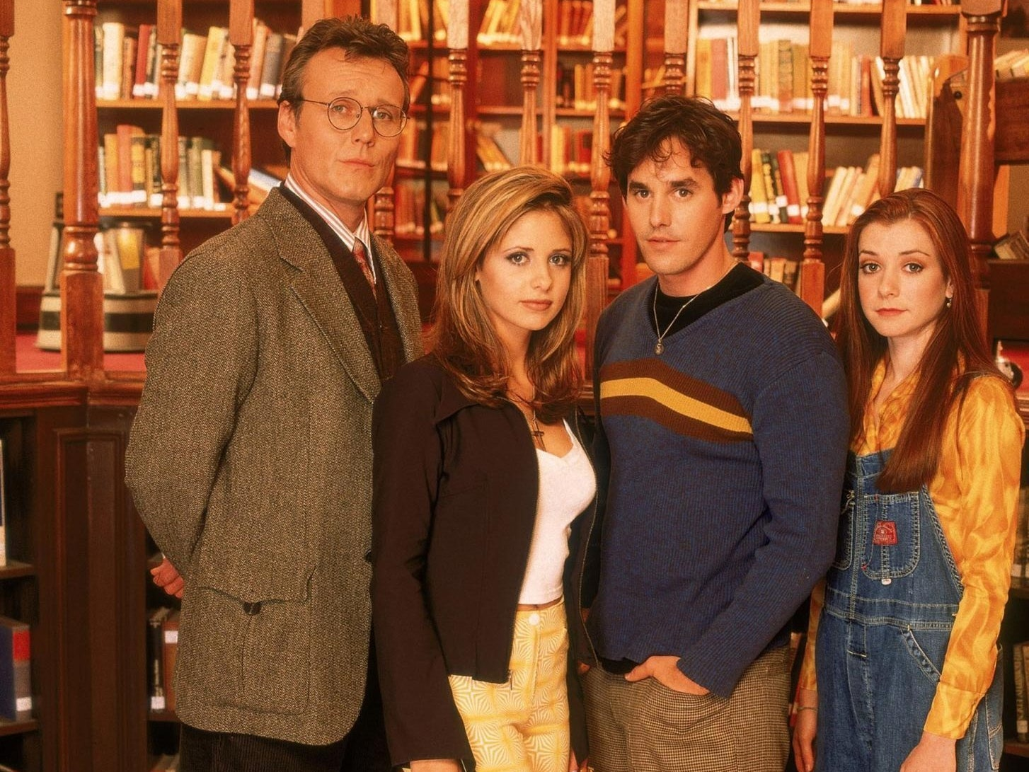 Become an Accredited, Professional 'Buffy the Vampire' Fan