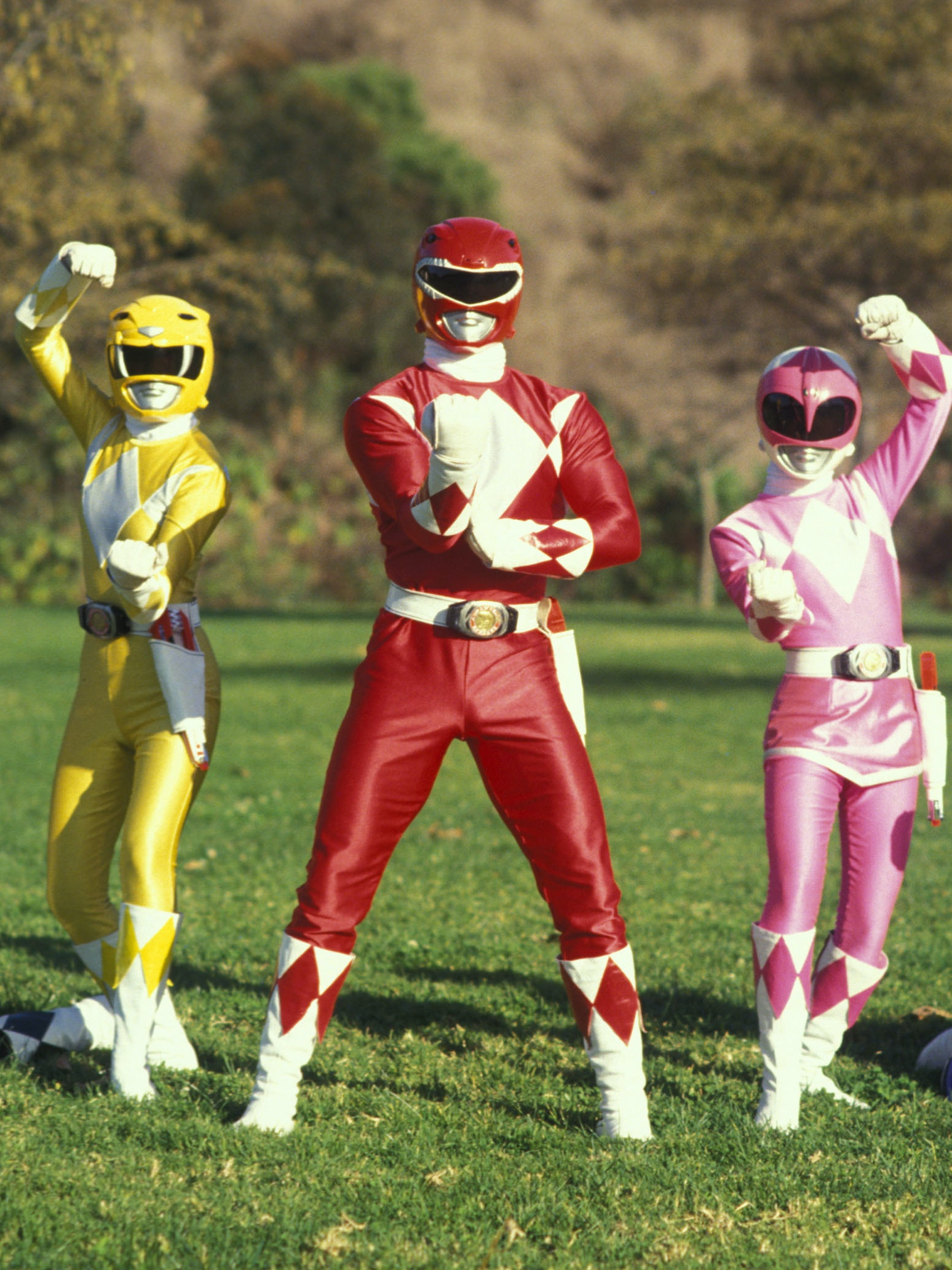 'Power Rangers' Movie Pushed to March 2017, So It Might Be ...