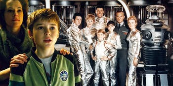 'Lost In Space': then and now.