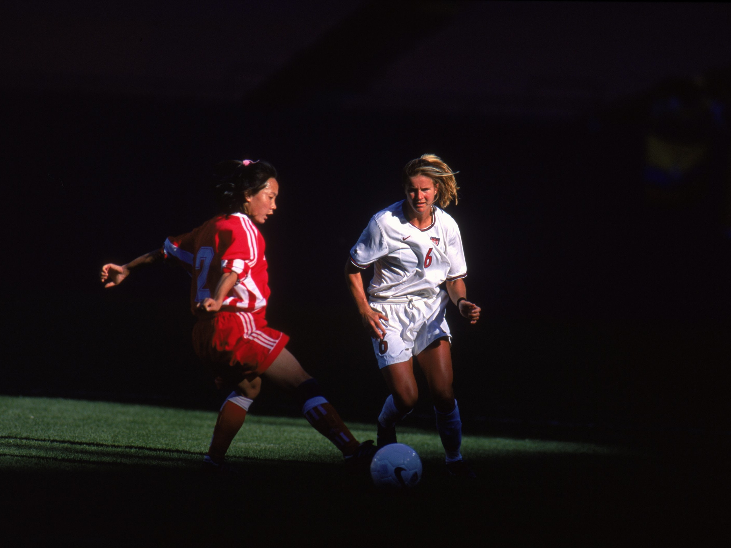 Soccer Star Brandi Chastain Will Donate Her Brain for Concussion Research