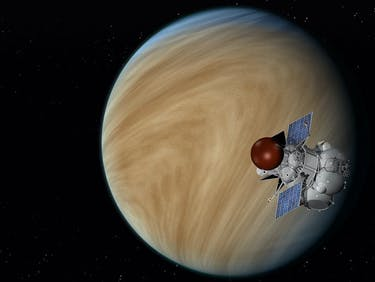 Can a Mission to Venus Save America and Russia's Space Romance?