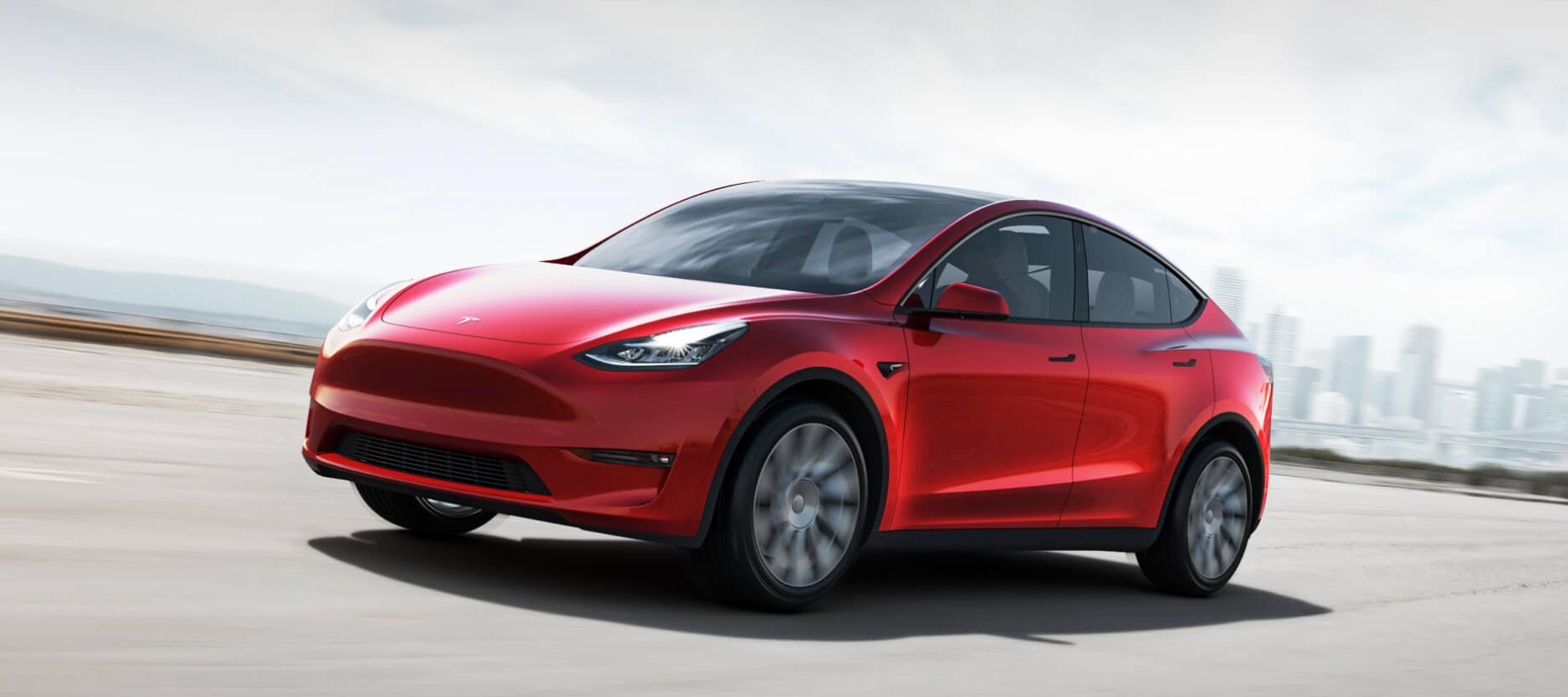 Model Y Twitter: Tesla Model Y: Tesla Fans On Twitter Fawn Over Elon Musk's