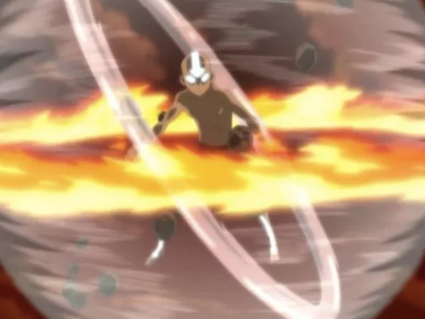 the dragon prince avatar last airbender