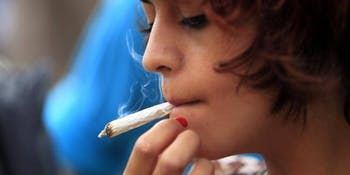 long term negative effects of marijuana smoking