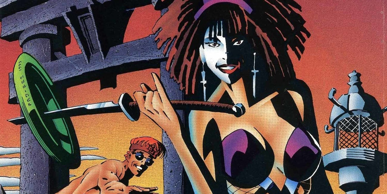 Typhoid Mary Daredevil
