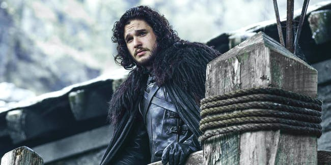 Jon Snow -- 'Game of Thrones'