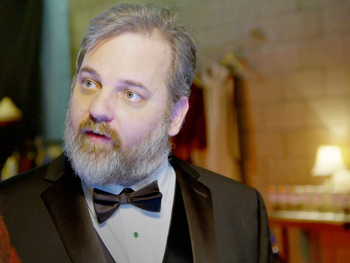 Dan Harmon Has the Voice the History Channel Always Needed