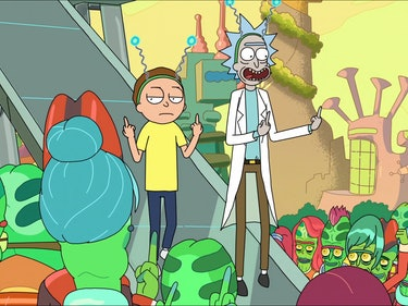 How to Make the Best 'Rick and Morty' Halloween Costumes