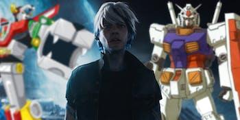 Ready Player One Gundam Anime Easter Eggs
