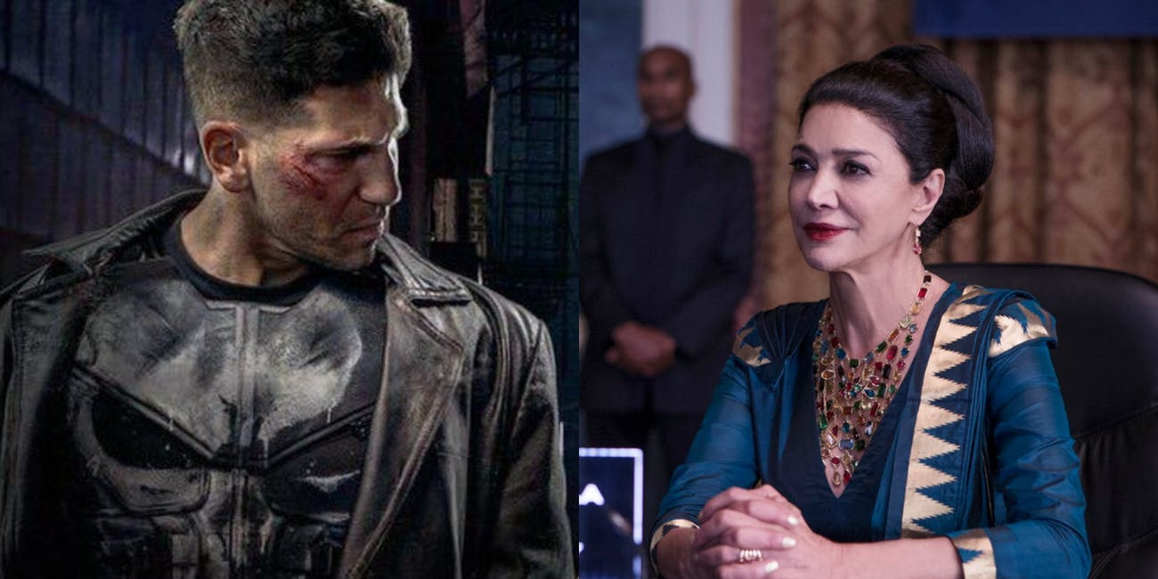 Actress Shohreh Aghdashloo has joined Marvel's 'The Punisher' on Netflix.
