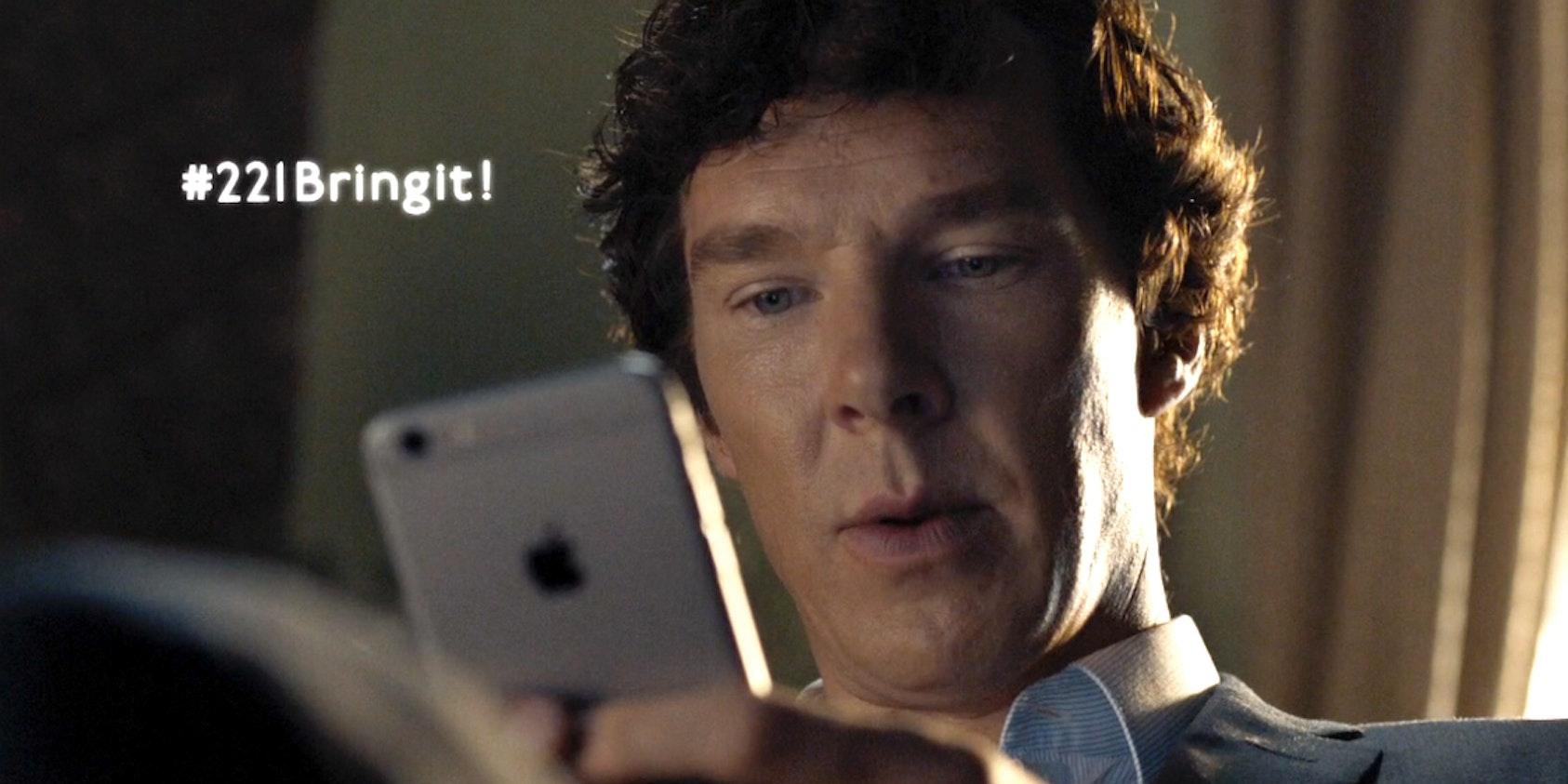 14 Bookish Easter Eggs in 'Sherlock' Season 4 Premiere