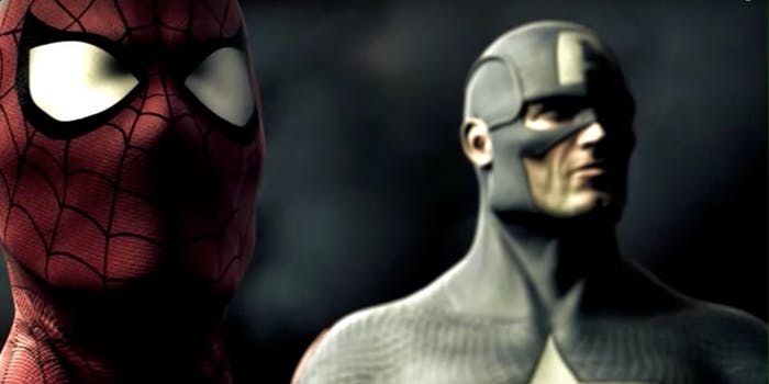 Marvel Ultimate Alliance Square Enix