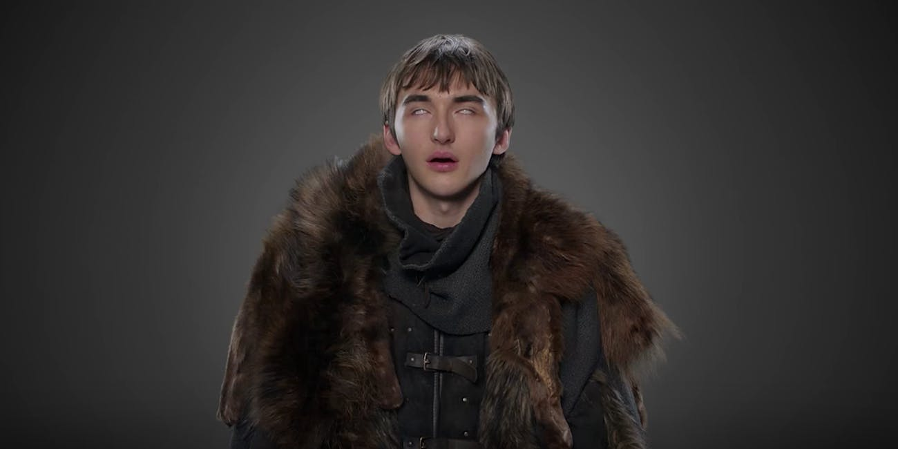 Bran Stark in 'Game of Thrones' Season 7