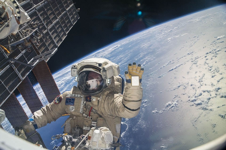 """Muscle Injections"" Could Be a Game-Changer for Astronauts and People in Casts"