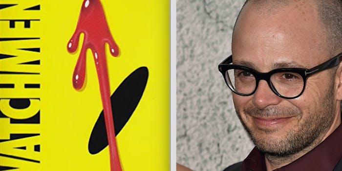 Damon Lindelof and 'Watchmen' are a good match