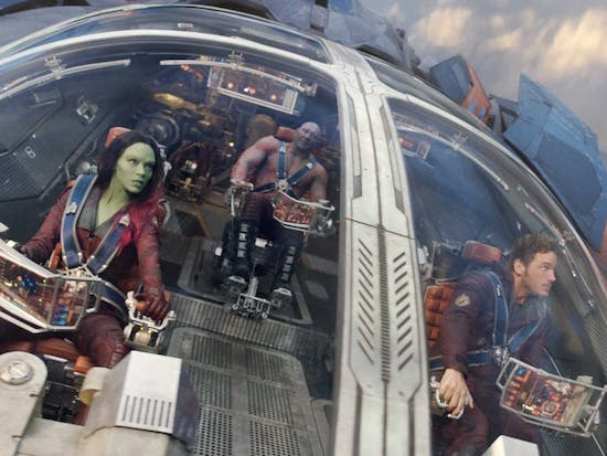 How Fast Do the 'Guardians of the Galaxy' Travel?