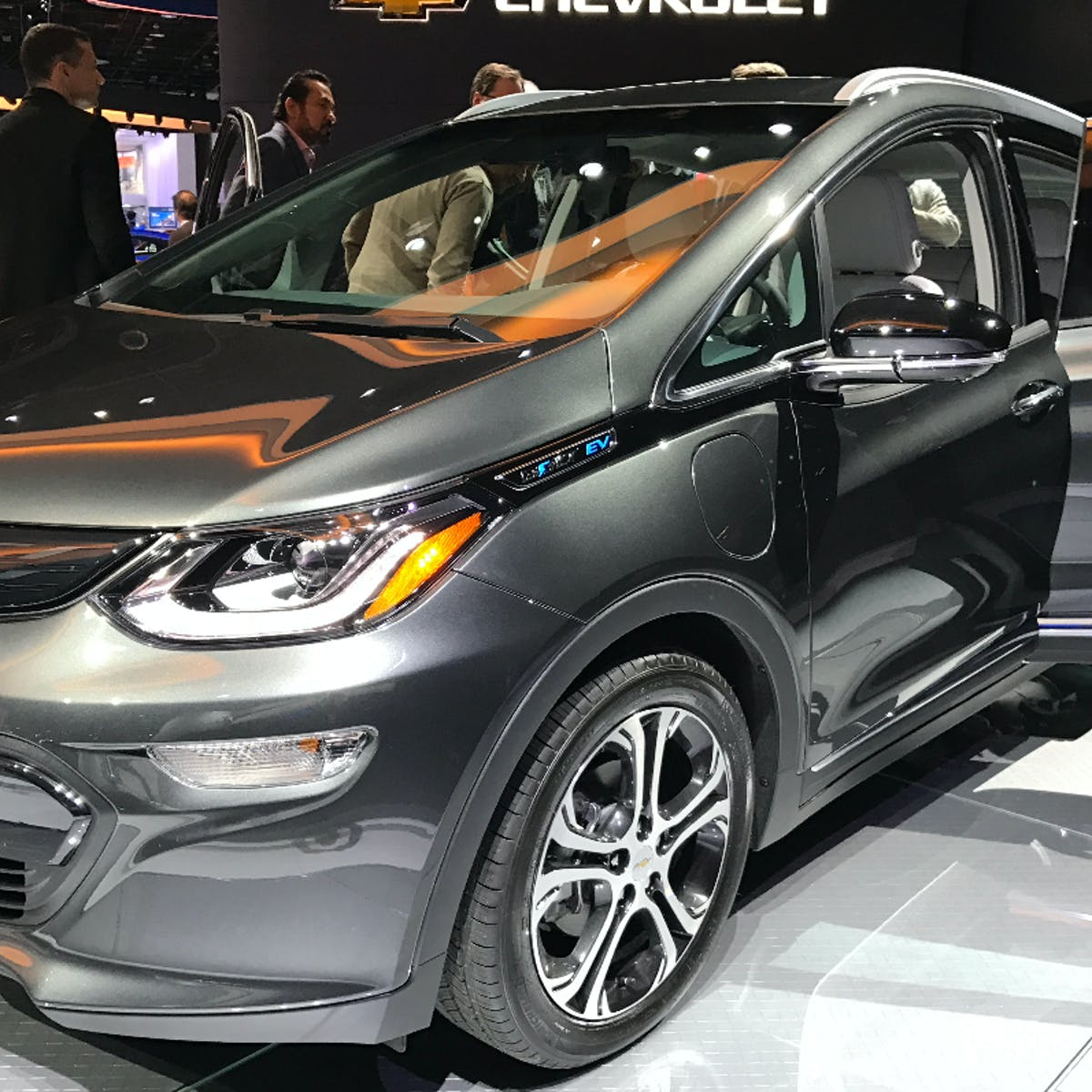 Naias 2017 The Dopest New All Electric Cars For