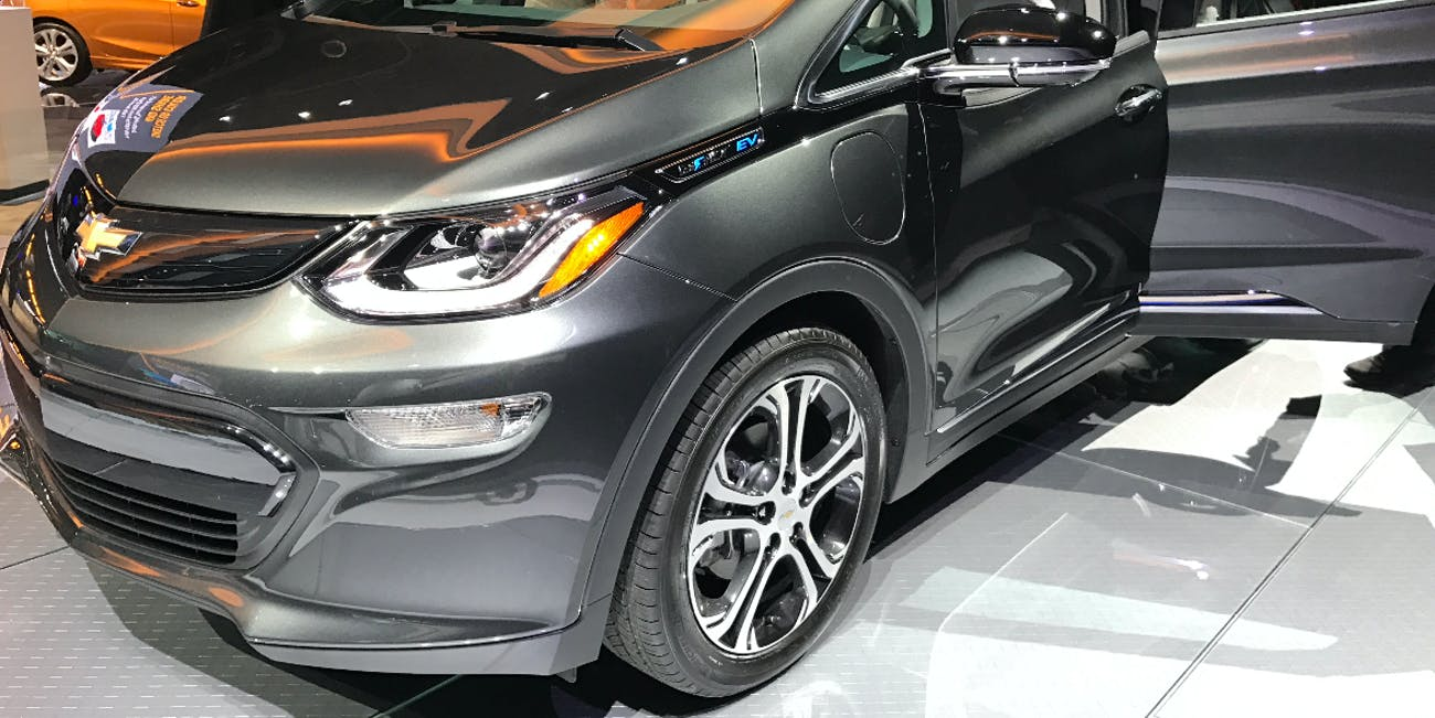 NAIAS The Dopest New AllElectric Cars For Inverse - Show all cars