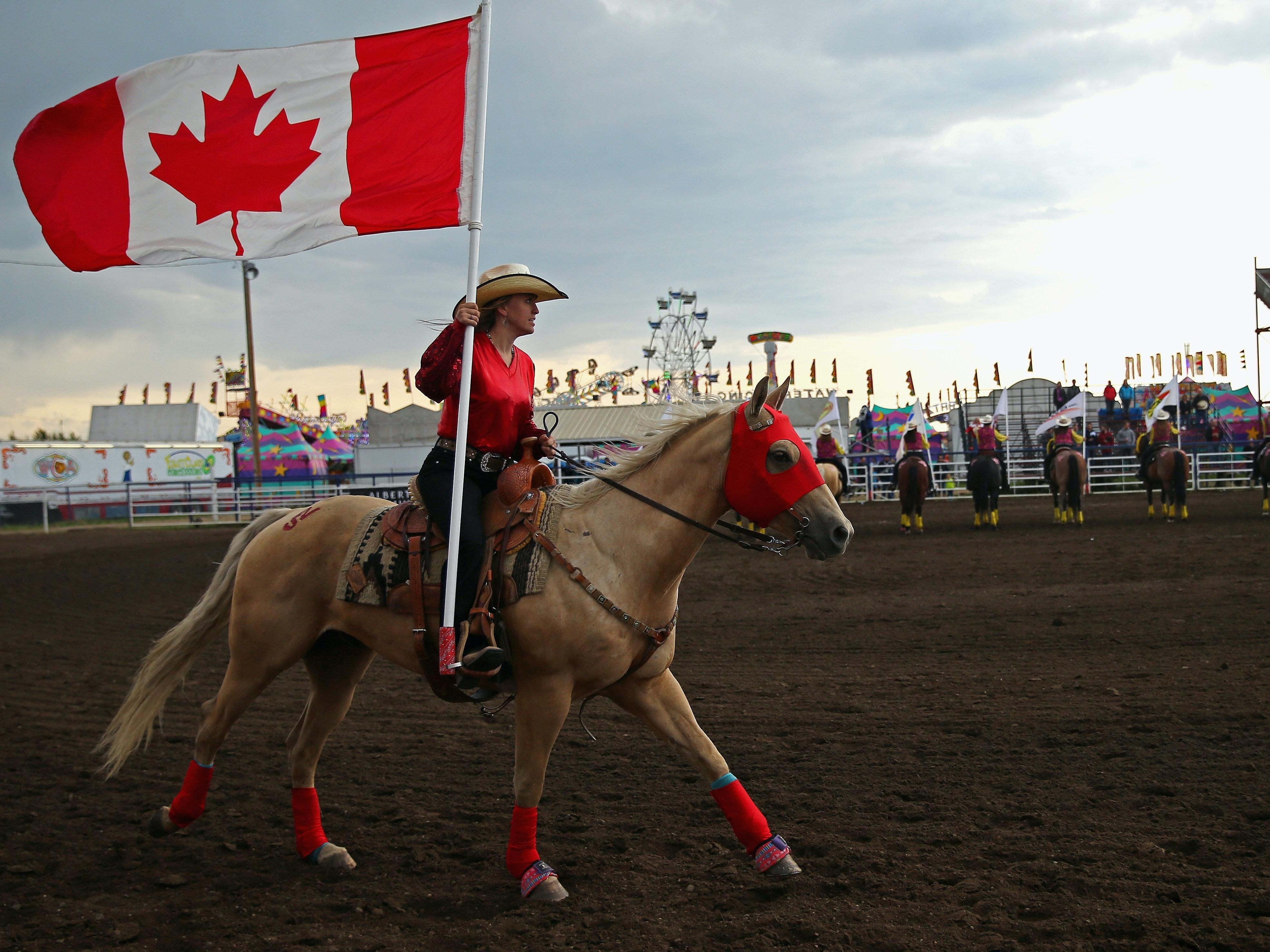 O Canada O Canada save us from Donald Trump