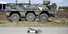 Autonomous Robots and Military A.I. Won't Fight Wars Alone, Pentagon says