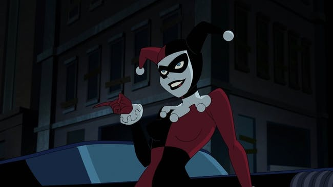 Harley Quinn was born in 'Batman: The Animated Series.'