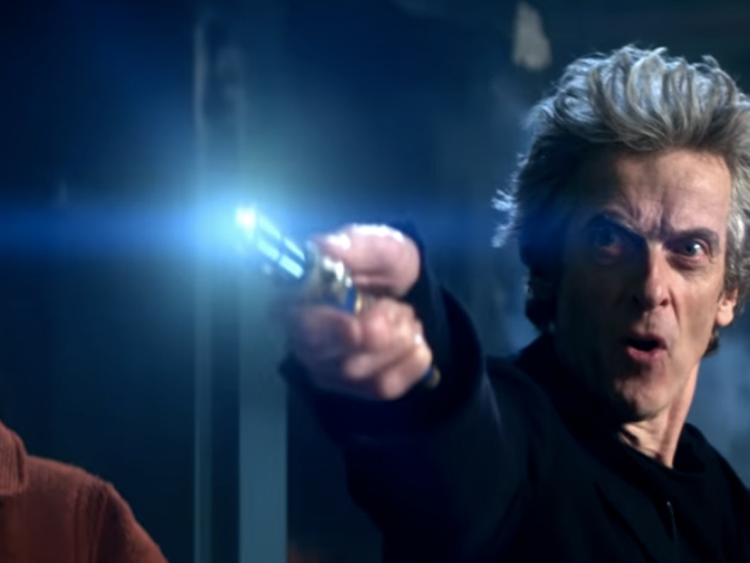 Capaldi Destroys All Monsters in Badass 'Doctor Who' Trailer