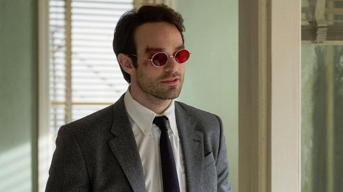 Matt Murdock in Netflix's 'Daredevil' series.