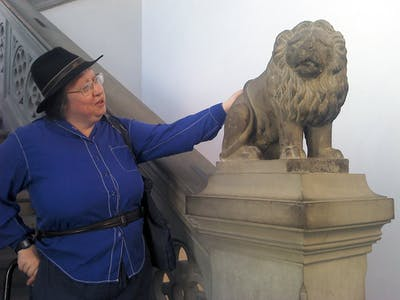 ASK A PROPHET   Jo Walton Uses History to Inform Alternate Realities