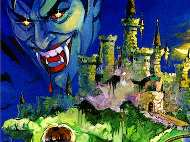 First Poster for Netflix's 'Castlevania' Series Is Fittingly Bloody